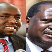 Murkomen: The Only Reason Why Raila Odinga Can Not Work With William Ruto