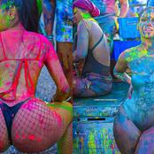 Caribbean Painting Carnivals: Insanity Or Culture? (Opinion)