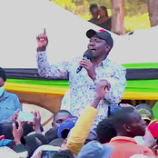DP Ruto Breathes Fire A Day After Orengo's Warning About Some Individuals Installing A President