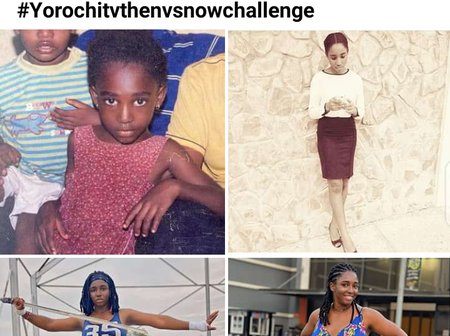 Funny Memes Made With Ifedioku's Throwback Photos