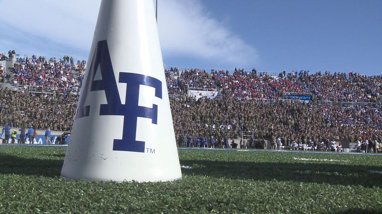 Air Force releases 2021 football schedule