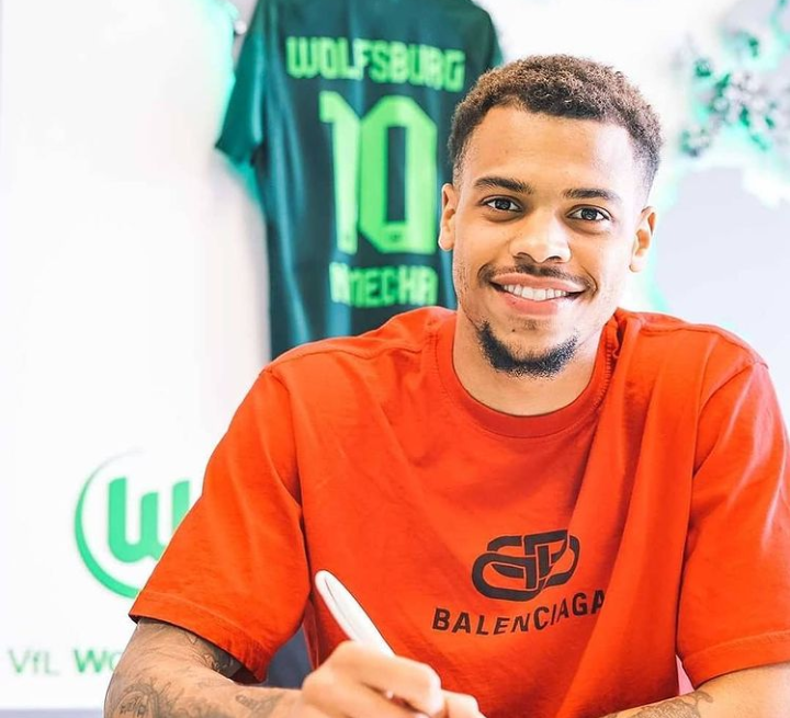 Lukas Nmecha's transfer to Wolfsburg completed
