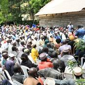 Omanga,Sudi, Omari, And Ali Address Muslim Community Ahead Of Matungu By-Election
