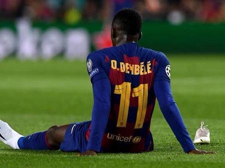 More Update on Barça Deadline Transfer