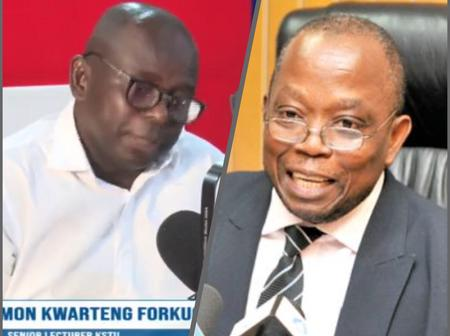 Leave Domelevo To His Fate; You Don't Know Better Than Him- Lecturer Blasts CSOs