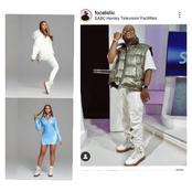 Fans React To Focalistic Rocking Beyonce's Sneakers, Ivy Park In A Picture He Posted