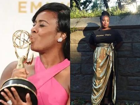 5 Years After Nigerian-American Hollywood Actress Won An Emmy Award, See Her Photos