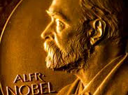 The Nobel prize: the first non European and the first African to win the Nobel prize