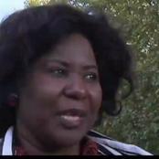 Mme Sankara choquée par la mention