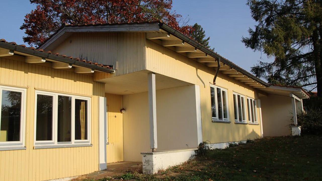 Nadenberg in Lindenberg: Dürfen Jugendliche in die alten Häuser rein?