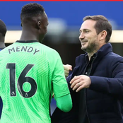 After Chelsea played out a goalless draw against Totenham, See what Lampard said about Edouard Mendy