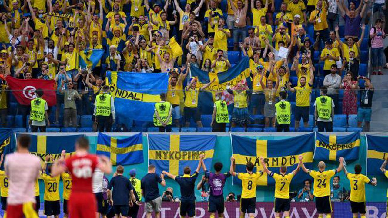 Jan Andersson proud of Sweden for securing top spot with victory over Poland