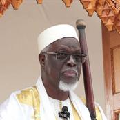Décès du guide suprême des musulmans en Côte d'Ivoire : voici où se trouvait Traoré Mamadou