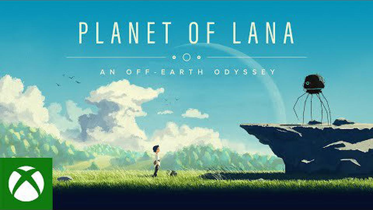 Gorgeous platformer Planet of Lana releases in 2022