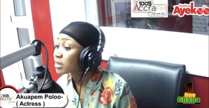 7dafba06458c003956d9fc39d8208f58?quality=uhq&resize=720 - I've Given My Life To Christ Now - Akuapem Poloo Cries Uncontrollably, Reacts to GH¢100,000 Bail