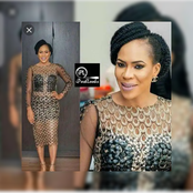Beautiful Actress Fathia Balogun Is Not A Yoruba, Hausa Nor Ibo Lady, See Where She Comes From.