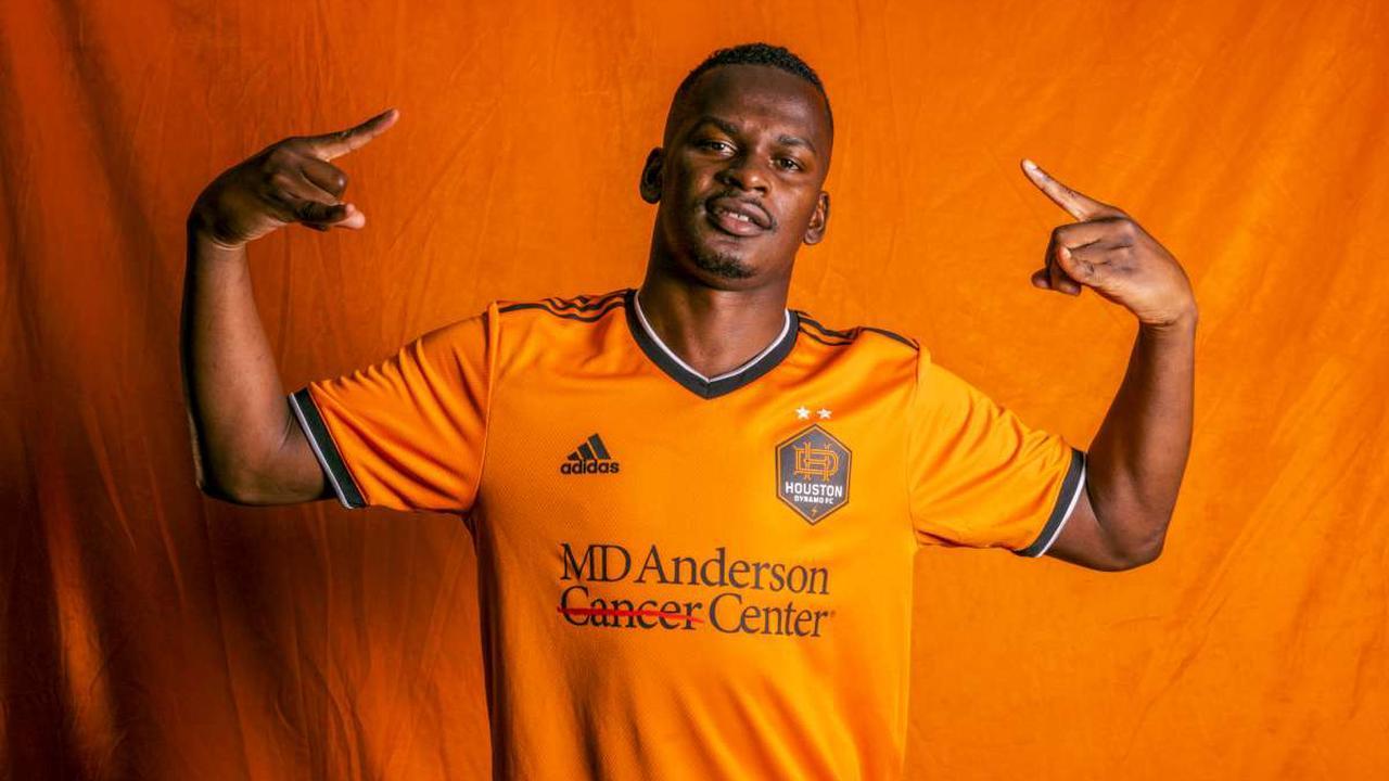 Dynamo, Dash unveil new uniforms