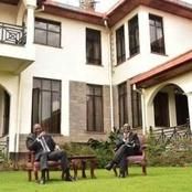 Where Ruto Will Move To if He is Ejected From His Karen Home?