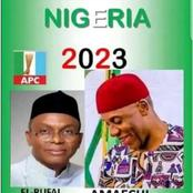 2023: See The Top 2 Likely APC Presidential and Vice-presidential Candidates