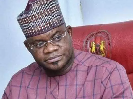 Meet Yahaya Bello, The Youngest Nigerian Governor (see photos).