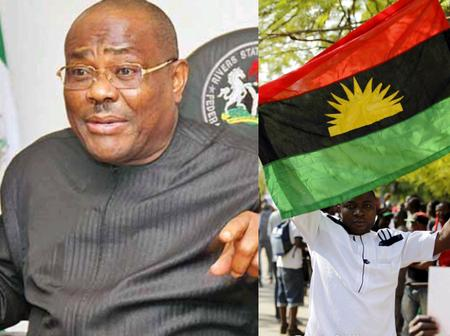 Opinion: I Stand With Wike, See Why Biafra Groups Should Be Banned From Rivers State