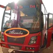 'Akamba Bus' TBT Photo Elicit Mixed Reactions Among Kenyans