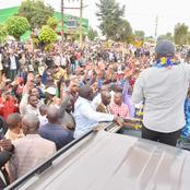 Governor Sang Sends DP Ruto a Message Ahead of His Visit in Nandi County Tomorrow