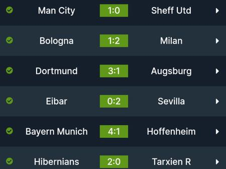 Wednesday Top Predicted Games To Earn You Big