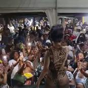 Did you know Kelly Khumalo was at her home town