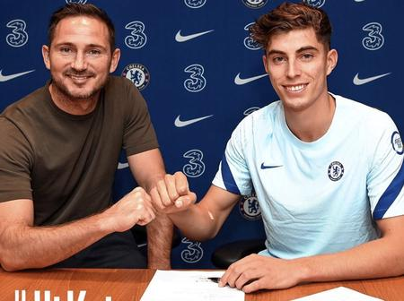 Good News! Kai Havertz To Be Available Against Rennes As Frank Lampard Confirm