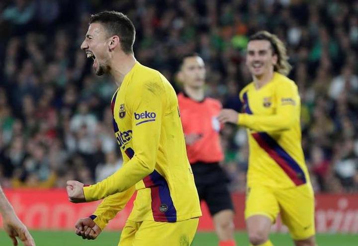 Les 14 joueurs qui manqueront la reprise de Liga pour sanction. EFE