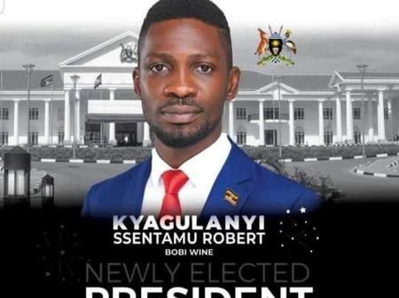 Ugandan presidential elections; Bobi Wine claims victory, media denied access to interview him.