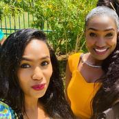 Urembo Galore! NTV's Grace Ekirapa Flaunts Her Younger Sister Online Sending Her Birthday Wishes