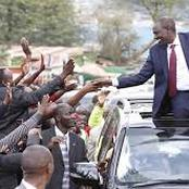 Opinion: Why William Ruto Is Not Scared In Unity Between Uhuru And Raila Going Into 2022