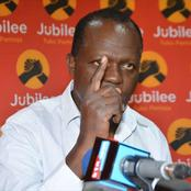 Jubilee to Crack the Whip on 4 Nominated MCAs Who Voted Against the BBI Bill in Elgeyo Marakwet