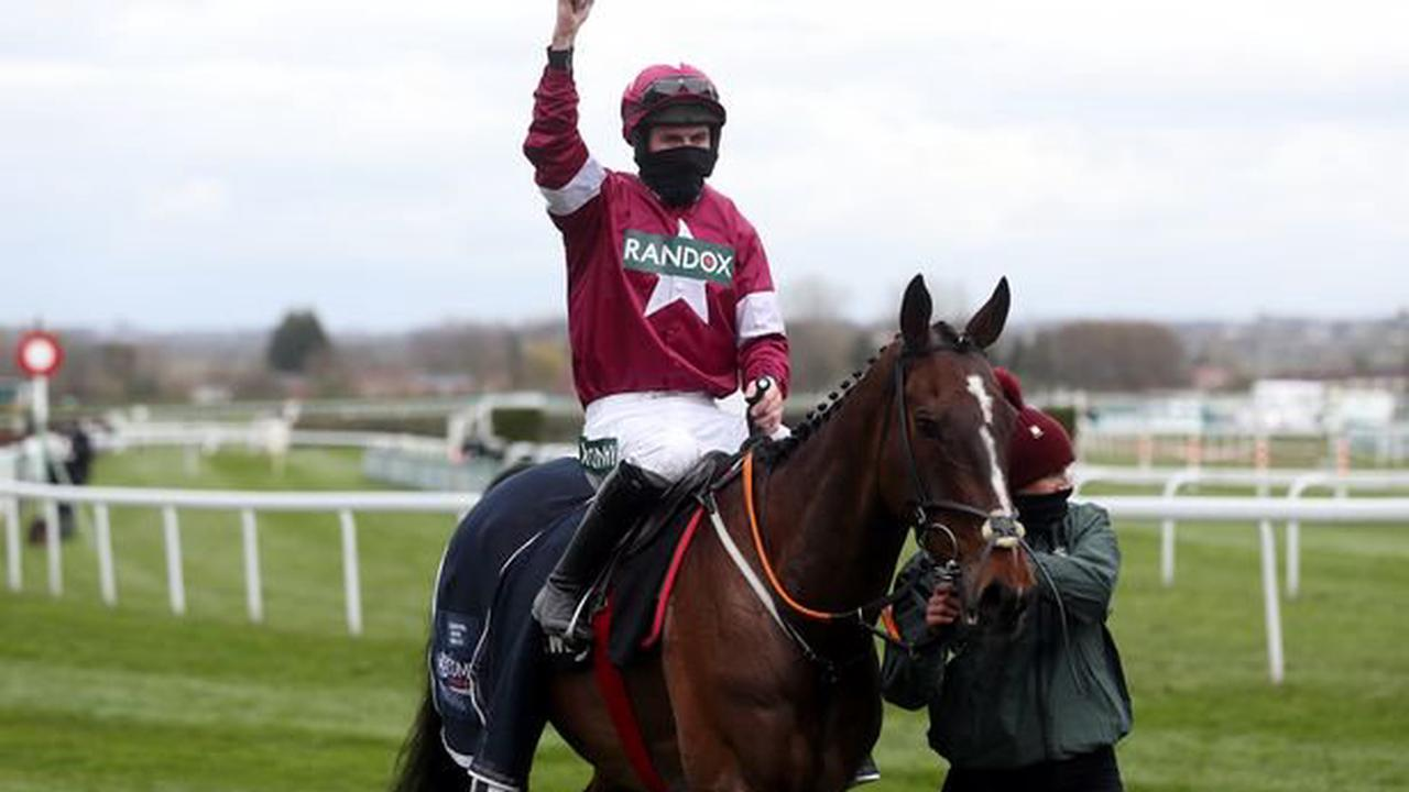 Grand National 2021: Abacadabras is magic in the Aintree Hurdle