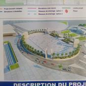 Abobo: voici les caractéristiques de l'échangeur du rond-point de la mairie en construction
