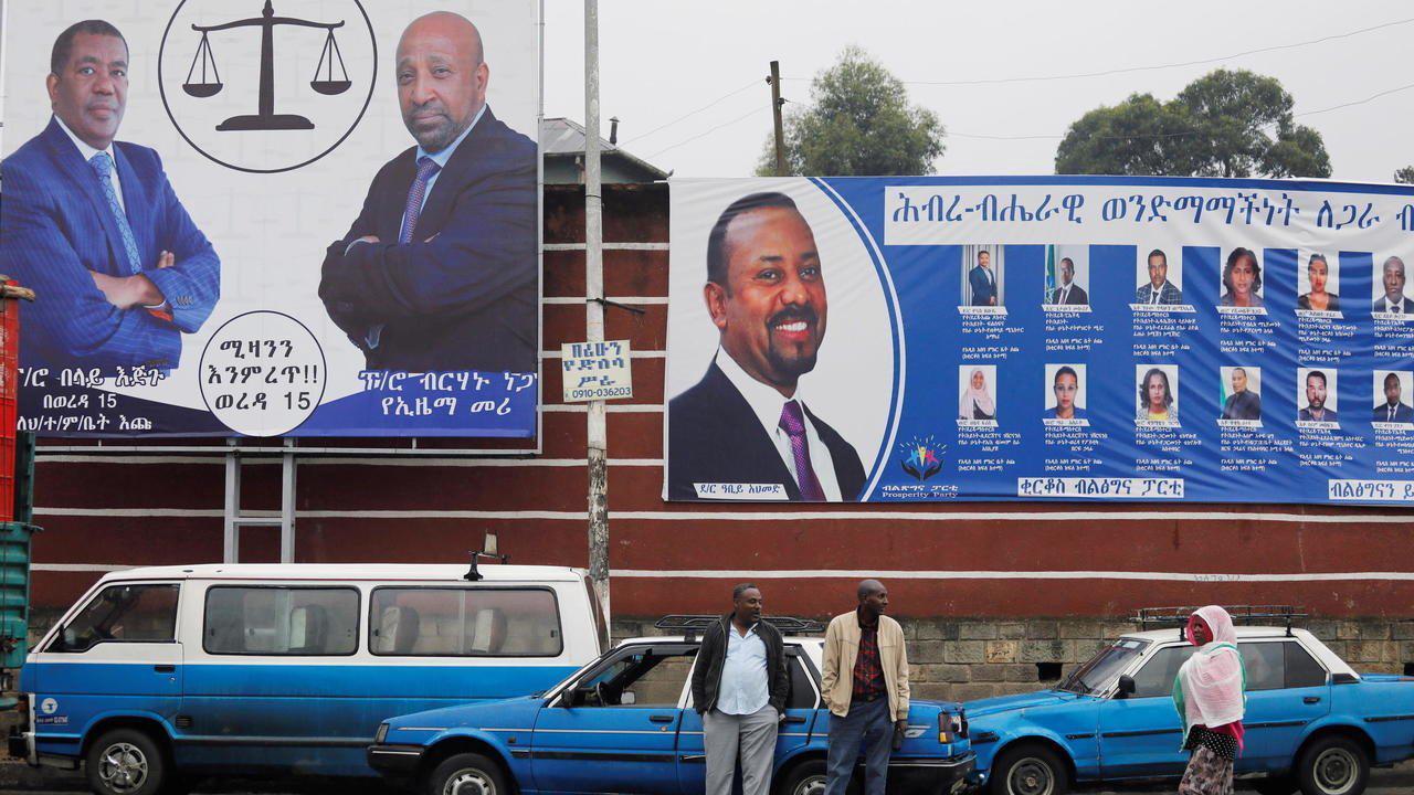 """Éthiopie : """"première tentative d'élections libres"""" avec les législatives et régionales"""