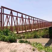 Busibwabo-Nasewa Resident To Benefit From Steel Footbridge