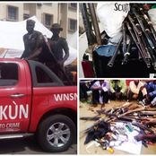Barely 2 Days After Iskilu Was Nabbed, Amotekun Operatives Captured New Set Of Armed Men In Oyo