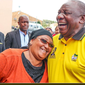 """Stop Hugging Women And Show Us CR17 Bank statements — South Africans Tell Ramaphosa"
