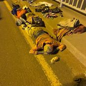In Pics  A Bad Day For Foreigners Who Thought They Could Get Away With Illegal Activities In Mzansi