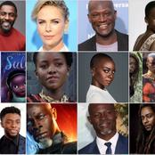 Top 7 most famous African Actors in Hollywood