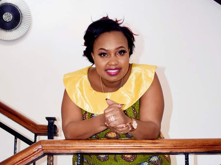Senator Millicent Omanga Hilariously Rubbishes Stingy Men's Association Valentine Weekend Request
