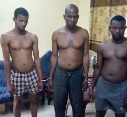 7e24b6ec6b671288ec3e38b95cd8bc24?quality=uhq&resize=720 - Have A Look At The Arrested Robbers Who Went On A Broad Daylight Robbery On Tamale Highway