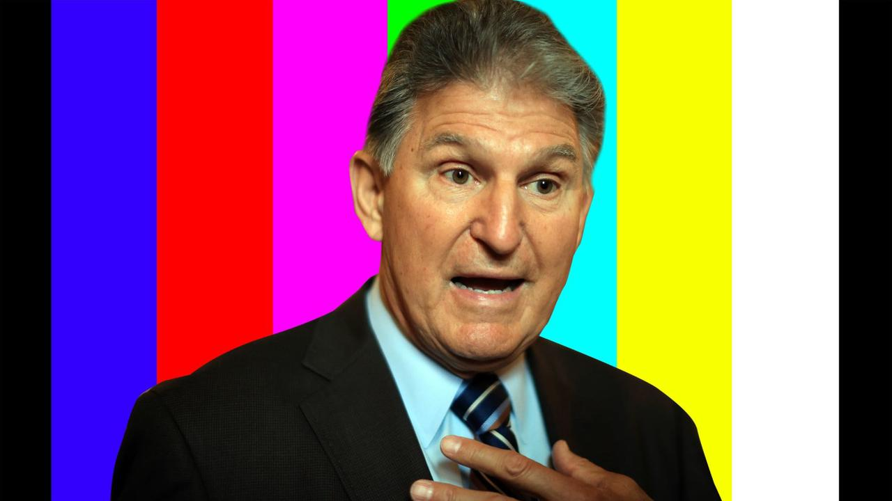 We're All Just Living Under the Tyranny of Joe Manchin