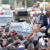 Hustler! Huster! Nandi Residents Chant as They Welcome Ruto a Day After MCA Rejected BBI [Video]