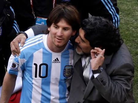 Big blow to Argentina and Barcelona as Football legend dies of cardiac arrest