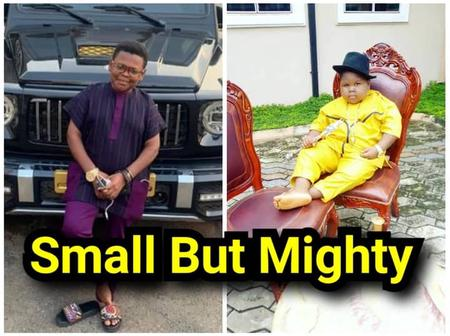 Small But Mighty: 5 Short Nollywood Stars Who Are Rich and Famous (Photos)