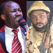 Pastor Johnson Suleman Asks For Mercy, Begs Boko Haram Not To Kill Abducted Pastor